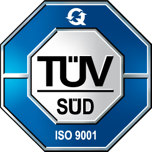 Pro-Va ISO 9001 Zertifikat